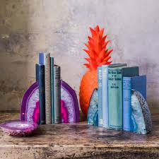 Unusual Bookends Tips Steel Bookends Agate Bookends Cheap Bookends