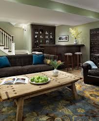 rustic basement bar designs basement traditional with home bar