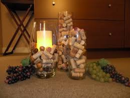 Bar Decoration Ideas Bar Decoration Idea Corks In Vases Need To Start Drinking More
