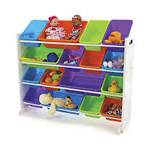 Best Toy Storage Furniture Using Appealing Tot Tutors Toy Organizer For Chic Home