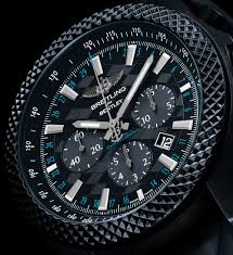 breitling bentley diamond breitling bentley gt u0027dark sapphire u0027 edition watch ablogtowatch