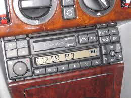 1992 500e radio amplifiers stereo complete