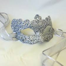masquerade masks for prom silver filigree shimmer venetian masquerade by samanthapeach