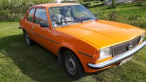 opel ascona wagon opel ascona 2 0s 2d sedan 1977 used vehicle nettiauto