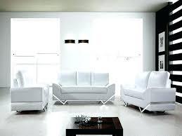 White Leather Sofa Modern White Modern Sofas Euprera2009