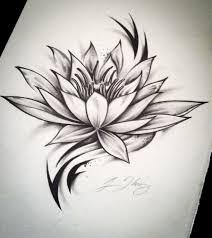 lotus tribal the lotus by j on deviantart