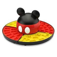 Mickey Mouse Kitchen Set by Marunaka 5 Plate Set Dinnerware Gift Set Mickey Mouse Oriental
