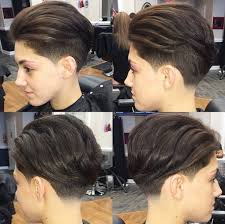 pictures of women over comb hairstyle cool short comb over hairstyle for women hairstyles weekly