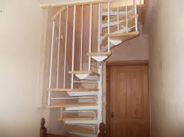 Loft Conversion Stairs Design Ideas Terrace Loft Conversion With Spiral Staircase