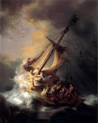 Best Paintings by Rembrandt Christ In The Storm Painting Best Paintings For Sale