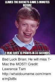 Good Luck Brian Meme - 25 best memes about bad luck brian bad luck brian memes
