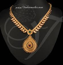 short necklace with pendant images Traditional gold plated pendant with short necklace https www jpg
