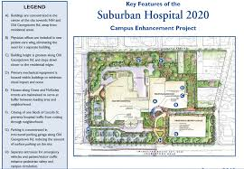 Nih Map Suburban Hospital To Break Ground On 230 Million Expansion In