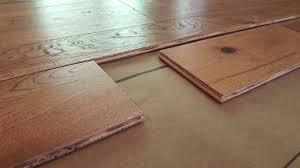Engineered Wood Flooring Installation On Concrete Timely Engineered Hardwood Flooring Installation How To Install