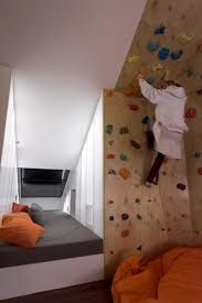 Wall Sconce Height Bedroom 8 Homes Get A Lift From Climbing Walls