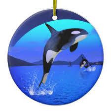 orca ornaments keepsake ornaments zazzle