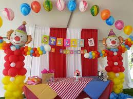 clowns for hire for birthday party party event decorating company circus theme birthday