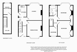 Semi Detached Floor Plans by 3 Bedroom Semi Detached House For Sale In 20 Beaufort Road
