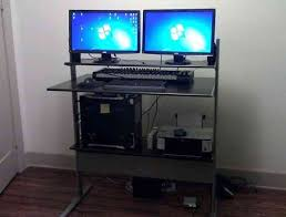 Standing Computer Desk Ikea 44 Best Standing Desk Images On Pinterest Standing Desks Desks