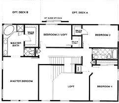 2nd floor plan canada hills floor plan canada hills model