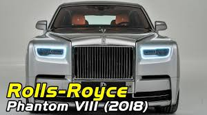 2018 rolls royce phantom the ultimate luxury car interior