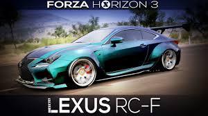 lexus lfa kaufen forza horizon 3 pc lexus rc f let u0027s play fh3 30 youtube