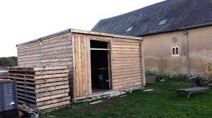 How To Build A Storage Shed Diy by How To Build A Pallet Shed Step By Step