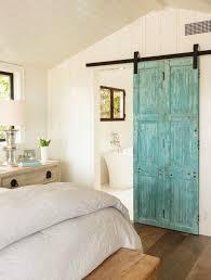 plank barn door design ideas