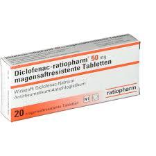 Apotheke Bad Driburg Diclofenac Ratiopharm 50 Mg Tabletten Shop Apotheke Com