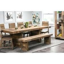 farmhouse dining room table sets 12 and chairs ebay diy rustic