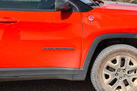 jeep compass trailhawk 2017 colors 2017 jeep compass trailhawk review autoguide com news