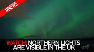 Northern Lights Football League Best Way To See Northern Lights In The Uk After Sun Unleashes
