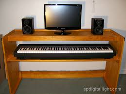 studio keyboard desk i am looking for digital piano stands that i would be able to pull