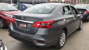 nissan sentra 2017 red new sentra for sale in chicago il western ave nissan