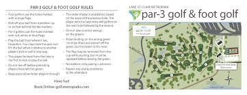 Kensington Metropark Map Lake St Clair Metropark Par 3 And Foot Golf
