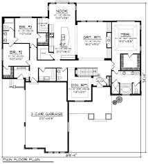 farmhouse style house plan 3 beds 2 50 baths 2495 sq ft plan 70