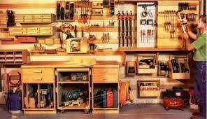 workshop designs a one car garage workshop woodarchivist