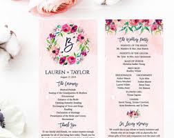 order wedding programs online wedding program thank you messages wedding programs online