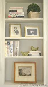 Bookcase Decorating Ideas Living Room Honey We U0027re Home Painted Media Cabinet U0026 Bookshelf Styling