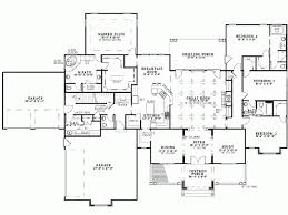 beautiful decoration 4 bedroom 3 bath house plans for hall