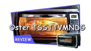 Oster Toaster Reviews Oster Tssttvmndg Toaster Oven Review 2017 Youtube