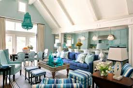 beautiful eclectic home decor with turquoise color decorextra
