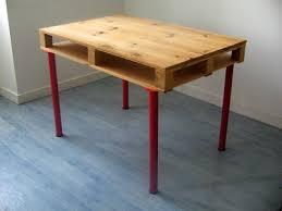 construire bureau bureaux de bureau pour nos meubles de palettesmeuble en palette