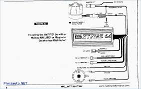 wiring diagram for electronic distributor pressauto net