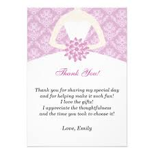 wedding shower thank you gifts beautiful wedding shower thank you cards as prepossessing ideas