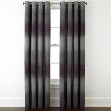 Two Tone Curtains Studio Dakota Grommet Top Curtain Panel