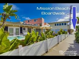 south mission beach vacation rental in san diego california youtube