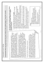 ks4 argument and persuasive writing teachit english