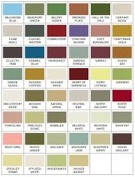 american craftsman inspired paint colors for arts and crafts style