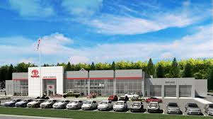 toyota dealer portal jewett to build herb chambers toyota of auburn high profile